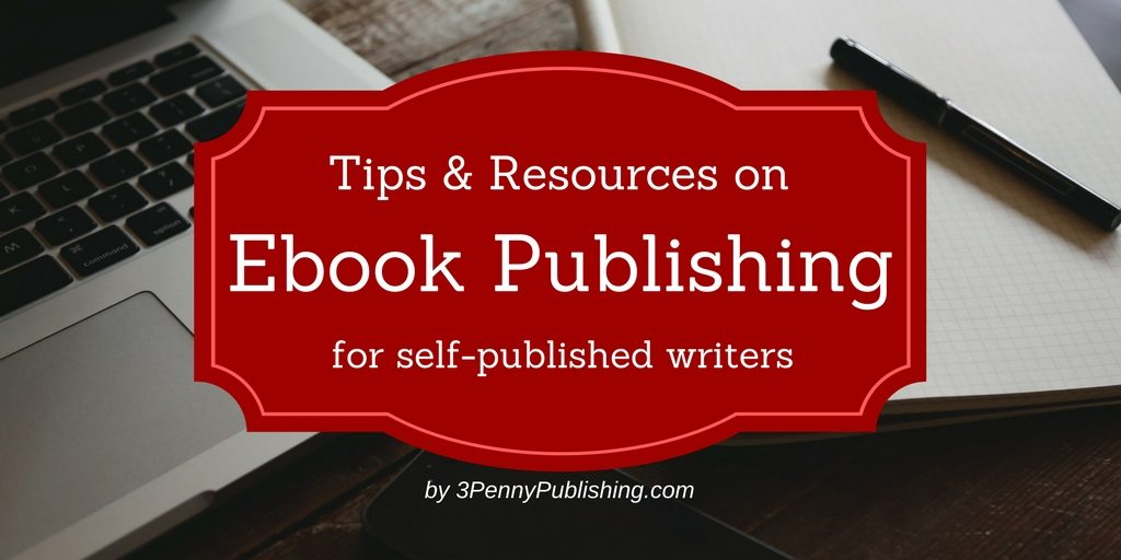 Ebooks Publishing Tips and Tools Title banner