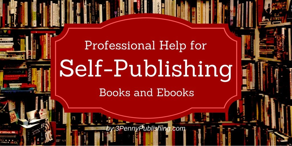 Professional Help to Self-Publish