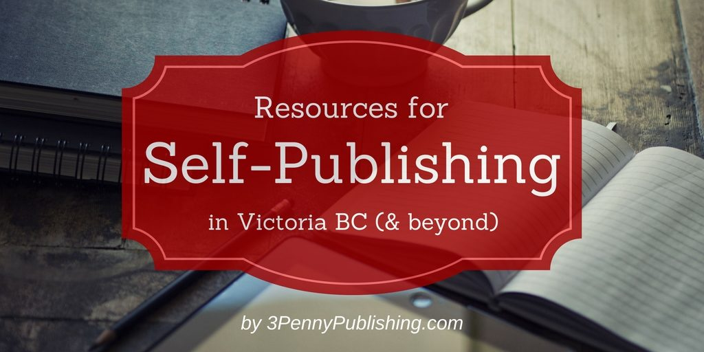 Main self-publishing resources page banner