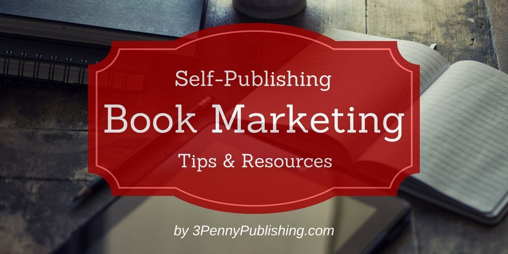 Book marketing banner