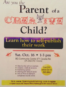 Writing Workshop - publish your child's writing