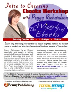 writing workshop- how to publish ebooks