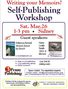 writing workshop - memoirs
